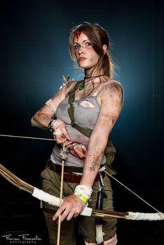 Lara Croft - Tomb Raider #JapanExpo2014