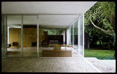 CGTalk - Mies van der Rohe Farnsworth House, Alessandro Prodan (3D)