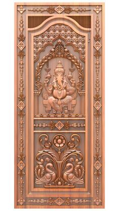 extraordinary cool door home design 38 - kinal. Home Door Design, Pooja Room Door Design, Door Design Interior, Wooden Front Door Design, Double Door Design, Wooden Doors, Latest Door Designs, Single Main Door Designs, Door Design Images
