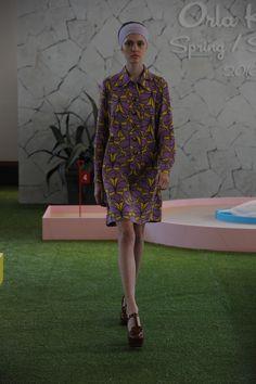 Orla Kiely Spring 2016 Ready-to-Wear Collection Photos - Vogue#2#6