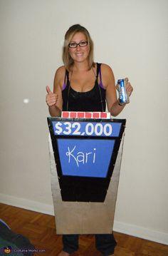 Final Jeopardy - Halloween Costume Contest via @costumeworks