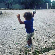 Future petanque superstar! // Looking forward to receiving your extreme petanque pictures videos & stories! // #extremepetanque #extremeboules #pétanqueextrème #streetpetanque #urbanpetanque #ultimatepetanque #extremebocce #petanque #petanca #jeuxdeboules #jeudeboules #boules #bocce #bocceball #ball #balls