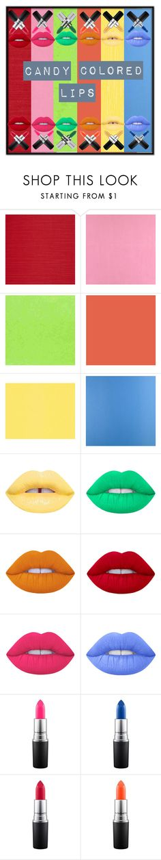 """""""Untitled #71"""" by lana-baloley ❤ liked on Polyvore featuring beauty, Casadeco, Designers Guild, Lime Crime, MAC Cosmetics, M.A.C and Shany"""