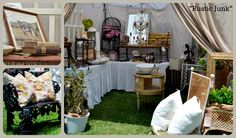 "TVM September 5th-7th 2014 Vendors, welcoming ""Rustic Junk""!"