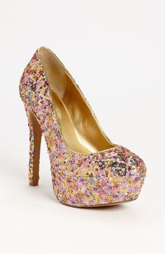 Jessica Simpson 'Devin' Sequin Pump available at #Nordstrom