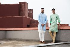 5 Dapper Outfits by JadeBlue for the most Stylish Bros at the show! Indian Man, Indian Groom, Groomsmen Outfits, Bride Look, Groom Style, Ethnic Fashion, Dapper, Dress To Impress, Fashion Forward