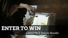 Next week is Thanksgiving and Black Friday. As part of this month's giveaway, you will not only be able to enter to win a  	SHOTBOX deluxe bundle, but you'll also receive advance notice of our Black Friday and Cyber Monday deals. So what are you waiting for? Start earning entries below.  a Rafflecopter giveaway