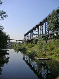 Landschaftspark Duisburg Nord by Latz   Partner « Landezine | Landscape Architecture Works