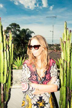 An Australian stylist's skincare routine & travel tips. http://www.thecoveteur.com/romy-frydman/