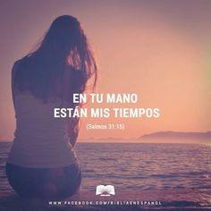 Mi vida está en tus manos; ¡líbrame de mis enemigos, que me persiguen! - Salmos…