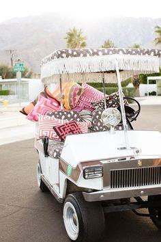 See, I really do need a golf cart!