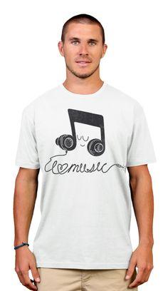 I Love Music #tshirt