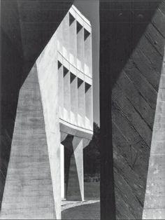 Laboratoires Sarget-Ambrine Headquarters, Merignac France | Marcel Breuer with Robert Gatje