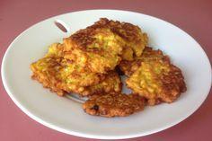 Indonesische maïskoekjes - Frikadel Djagoeng ♥ Foodness - good food, top products, great health