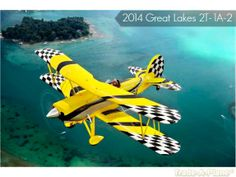2014 Great Lakes 2T-1A-2