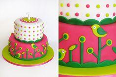 Beatriz's Birthday Cake