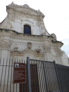 """Chiesa S.Maria Amlfitana"", Monopoli Puglia Italia (Luglio)"