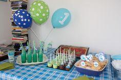 dino party verde