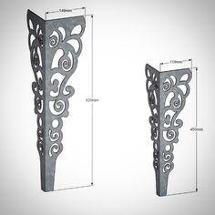 49 отметок «Нравится», 2 комментариев — PLASMASOCHI.RU (@plasmasochi.ru) в Instagram: «Резные ножки для мебели из металла, модель. Для заказа ножек по Вашему проекту обращайтесь по …»