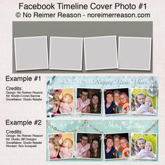 Free Facebook Timeline Cover Photo Template #digiscrap #template #freebie