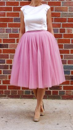 3dc8460f04 400 Best DIY and Crafts images in 2019 | Tulle, Tulle skirts, Midi Skirt