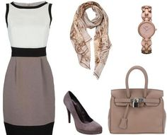 Interview, office work to dinner outfit. Fossil, Roberto Cavalli, John Lewis, Dinou