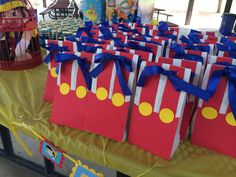 Pinocchio Candy Bags