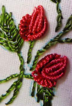 RosalieWakefield-Millefiori: Brazilian Dimensional Embroidery