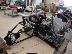 Custom Trikes, Custom Cars, Concept Motorcycles, Cars And Motorcycles, Motorized Trike, Drift Trike Frame, Bmw E36, E36 Coupe, Off Road Buggy