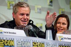 https://flic.kr/p/p7Gt7G | Eric Dane - The Last Ship - Comic-Con 2014