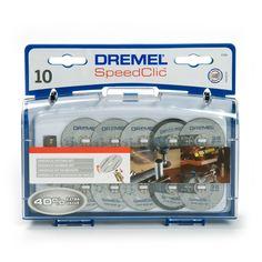Set Dremel accesorios corte - Set Dremel accesorios para cortar.