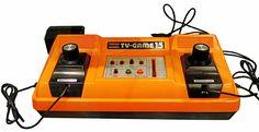Nintendo Color TV-Game 15 System, Model CTG-15S.