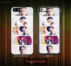 1D iPhone 5 case iPhone 5c case iPhone 5s case iPhone by VogueLine, $7.99