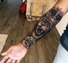 I was wondering if someone could explain what this style of tattoo wou. Lion Forearm Tattoos, Lion Head Tattoos, Dove Tattoos, Forarm Tattoos, Mens Lion Tattoo, Leg Tattoos, Tribal Tattoos, Body Art Tattoos, Arm Tattoos Tiger