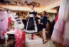 Valentino x NYC Ballet