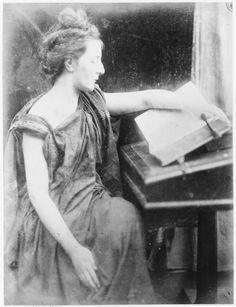 1870, Julia Margaret Cameron - Photographer