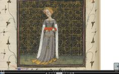 Roman de la Rose Bibliothèque nationale de France, fr. 12595 Current location: Paris Folios: 202 Type: manuscript Illustrations: 82 Date: 15...