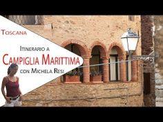Campiglia Marittima - YouTube Toscana, Youtube, Travel, Italia, Viajes, Trips, Youtubers, Tourism, Youtube Movies