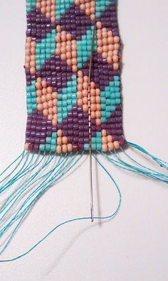 Great Tip on How to Finish Loom Bracelets More
