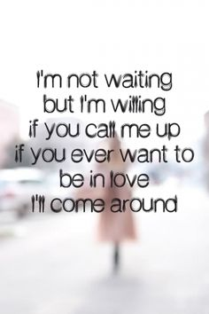 If You Ever Want To Be In Love lyrics - James Bay