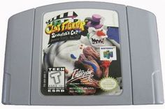 Nintendo 64 - Clay Fighter or the rare Sculptor's Cut version Nintendo 64 Games, School Games, Game Sales, I Am Game, Video Games, Clay, Hunting, Products, Clays