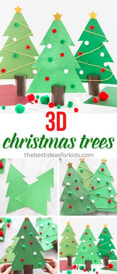 If you're looking for a simple Christmas tree outline to create a craft with we have the perfect printable for you. We turned this simple Christmas tree template into a Christmas tree. Christmas Tree Outline, Christmas Tree Template, Christmas Events, Outdoor Christmas Decorations, Christmas Activities, Christmas Crafts For Kids, Christmas Art, Holiday Crafts, Kindergarten Christmas