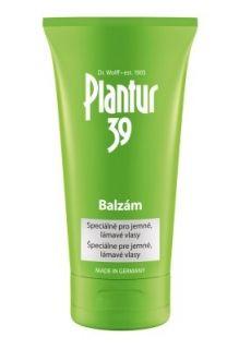 Plantur 39 Kofeinový balzám pro jemné a lámavé vlasy 150 ml Citric Acid, Caffeine, Your Hair, Conditioner, Mac, Stress, Alcohol, How To Apply, Personal Care