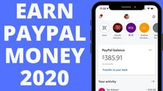 Earn Free PayPal Money Multiple Ways Online (Proof Shown) - YouTube Make Money Blogging, Make Money From Home, Way To Make Money, Make Money Online, Money Hacks, Money Tips, Surveys For Money, Money Now, Hard Work And Dedication
