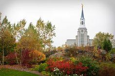Boston Massachusetts Temple (LDS).