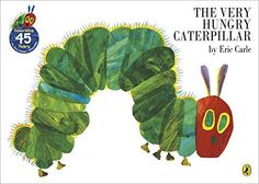 The Very Hungry Caterpillar: Not suitable for children under 2 years of age Eric Carle's classic and much loved picture book, «The Very…