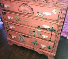 My Sweet Paris and Me Pink Paris Inspired by ReincarnationLLC, $275.00