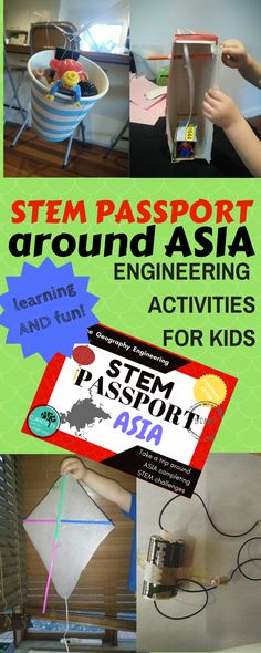 Students will become engineers when they take on these challenges from around ASIA. Task Cards that take you travelling to Thailand, Flight of the Gibbon, China's Great Wall, Tokyo's Skyline, UAE's and the tallest building in the WORLD. Learn Science, Engineering, Geography and History all while having fun. Kids enjoy hands on and creating. Allow them to explore their natural curiosity with these Task Cards for classrooms. Science for Kids!