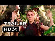 Pan TRAILER 1 (2015) - Hugh Jackman, Amanda Seyfried Movie HD - YouTube