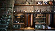 Tanner goods mens retail interior design 01